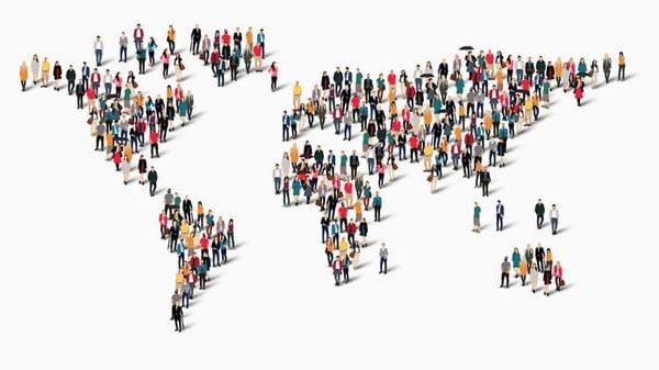 Beitragsbild: Bevölkerungswachstum