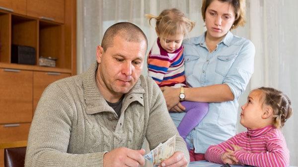 Relative Verarmung von Familien statistisch bestätigt