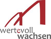 Wertevoll wachsen Logo
