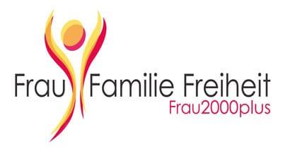 Frau 2000plus. e.V. Logo
