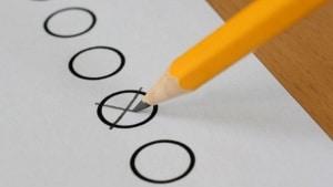 Beitragsbild: Symbolbild Wahlen - Wahlzettel